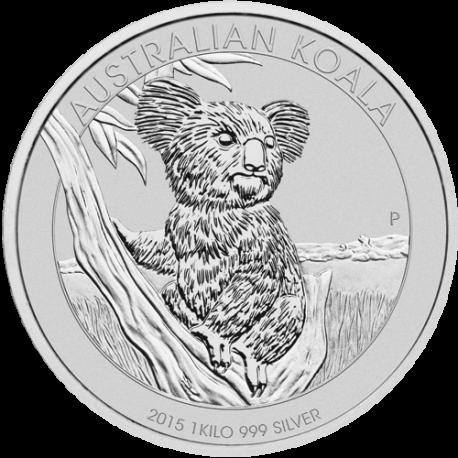 1 Kilo Argent Koala