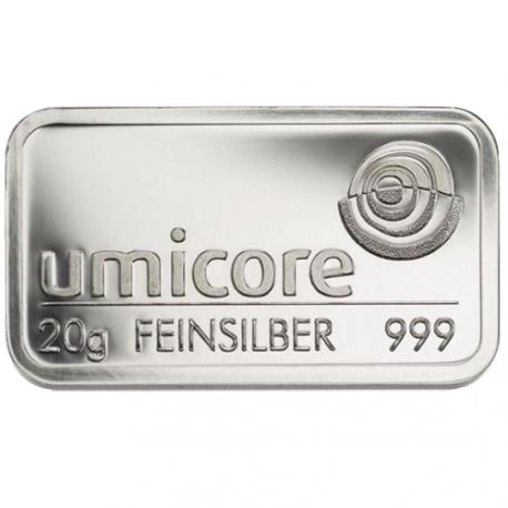 Lingot 20 g (TVA incluse)